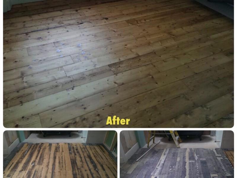 floor sanding croydon