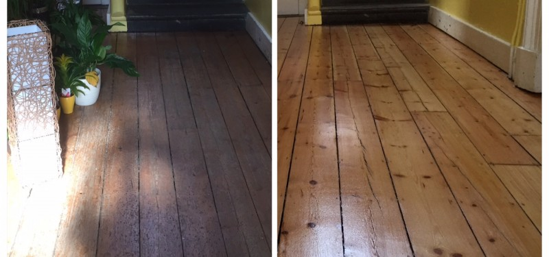 wood floor sanding croydon